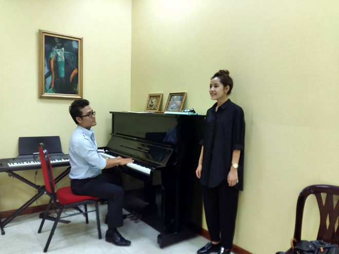 Giảng viên thanh nhạc: Chi Pu yêu nghệ thuật, có ý thức nghề cao - Ảnh 4.