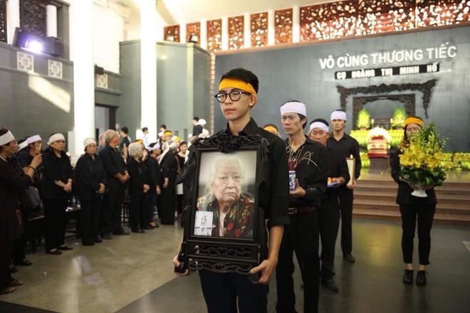 Tang lễ cụ Hoàng Thị Minh Hồ: Trưởng nam công khai di nguyện của cụ bà trước khi mất - Ảnh 2.