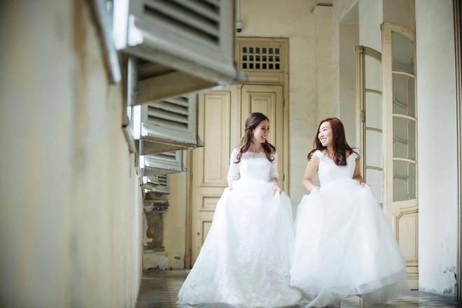 Chuyện tình đặc biệt: 2 cô gái từ tình địch trở thành người yêu của nhau - Ảnh 3.