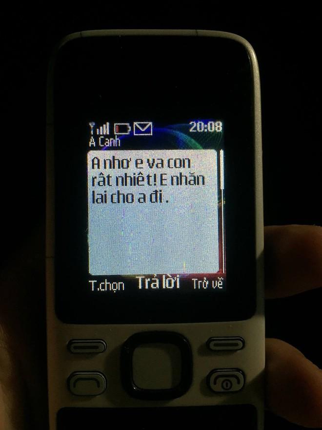 Loạt tin nhắn chồng U50 gửi vợ khiến giới trẻ chào thua vì quá lãng mạn - Ảnh 3.