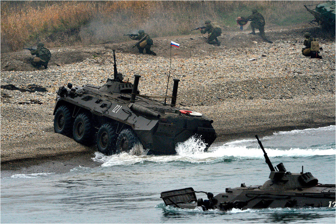 Tại sao lính thủy đánh bộ Nga là lực lượng tinh nhuệ nhất? - Ảnh 3.