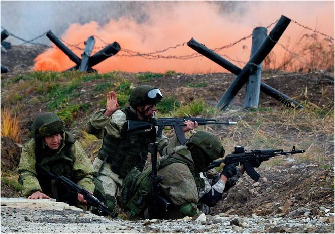 Tại sao lính thủy đánh bộ Nga là lực lượng tinh nhuệ nhất? - Ảnh 4.