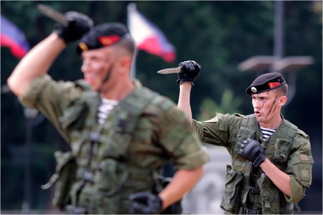 Tại sao lính thủy đánh bộ Nga là lực lượng tinh nhuệ nhất? - Ảnh 8.