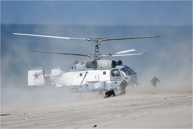 Tại sao lính thủy đánh bộ Nga là lực lượng tinh nhuệ nhất? - Ảnh 9.
