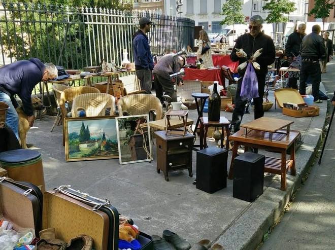 Góc nhìn của KTS người Việt ở Pháp - bài 2: Lối thoát nào cho gánh hàng rong, quán vỉa hè? - Ảnh 3.