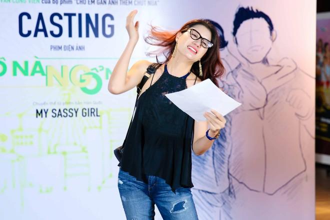 Clip Trang Trần bị đạo diễn từ chối vai nữ sinh 18 tuổi - Ảnh 4.
