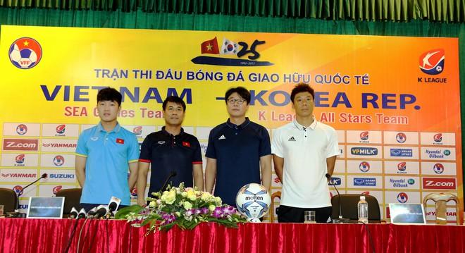 U22 Việt Nam vs Các ngôi sao K-League: Mong khách làm… mất mặt chủ! - Ảnh 2.