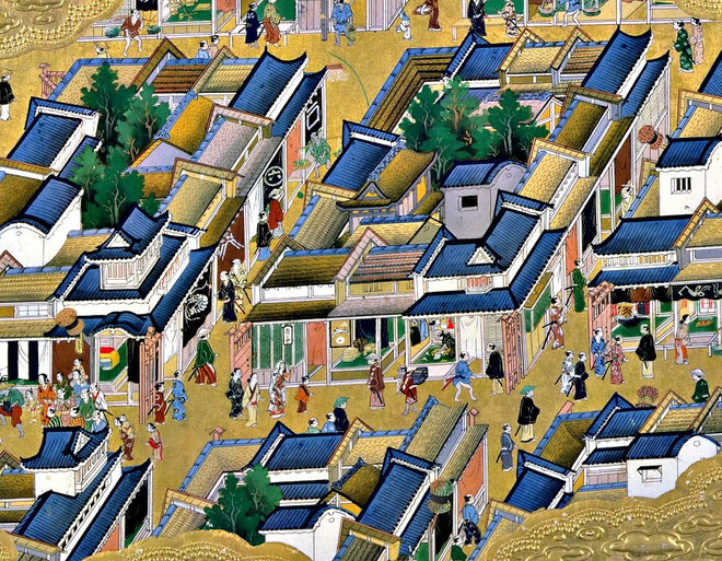 Chùm ảnh: Từ một làng chài nhỏ, Tokyo lột xác trở thành thủ đô hoa lệ bậc nhất thế giới - Ảnh 2.