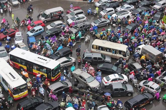 Cách mạng 4.0 ở Việt Nam nên bắt đầu từ đâu? Câu trả lời: Hãy nhìn đường phố - Ảnh 3.