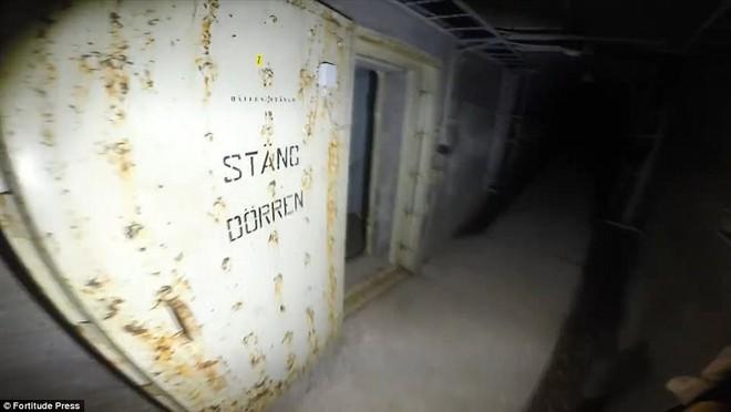Thâm nhập căn hầm bị bỏ hoang giữa rừng sâu: Nhóm thám hiểm chỉ dám vào 3 phút - Ảnh 6.