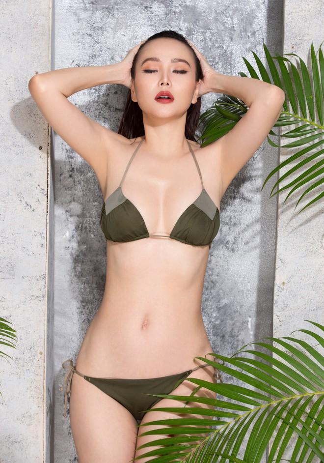 Dương Yến Ngọc chụp ảnh bikini bỏng mắt ở tuổi 38 - Ảnh 4.