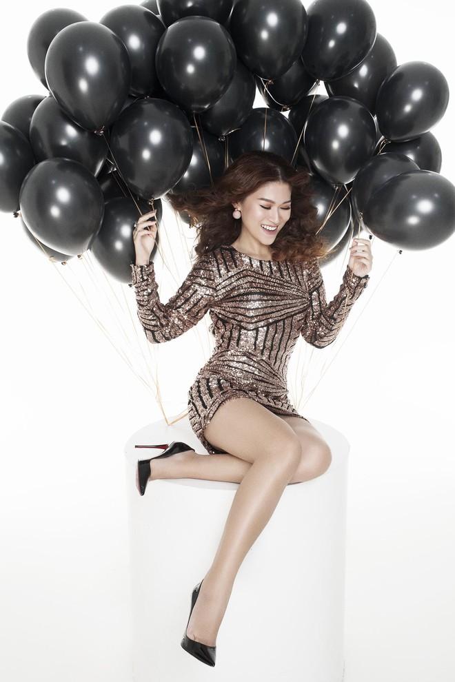 Ngọc Thanh Tâm khoe vóc dáng gợi cảm trong bộ ảnh mới - Ảnh 2.