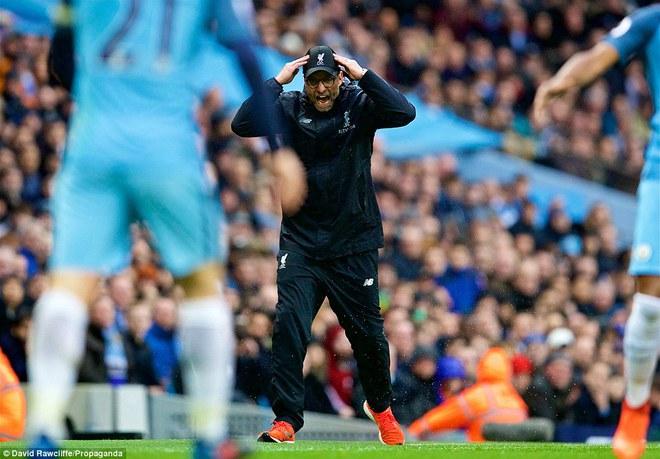 Man City 1-1 Liverpool: Trận đấu kỳ quặc khiến Pep và Klopp vò đầu bứt tai - Ảnh 2.