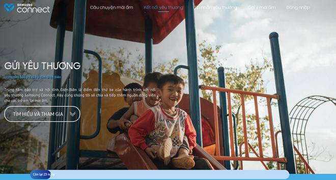 Samsung Connect truyền cảm hứng yêu thương - Ảnh 2.