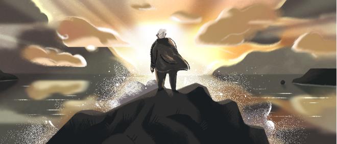 Giải mã 4 bức tranh về Victor Hugo trên trang chủ Google hôm nay 30/6 - Ảnh 4.
