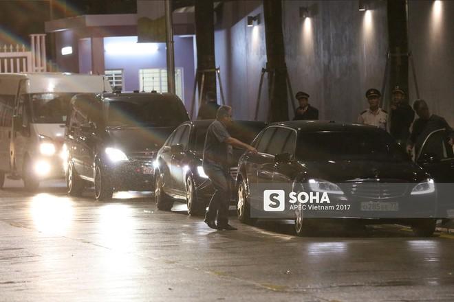 Dàn siêu xe của Tổng thống Putin xuất hiện trên đường phố Đà Nẵng - Ảnh 5.