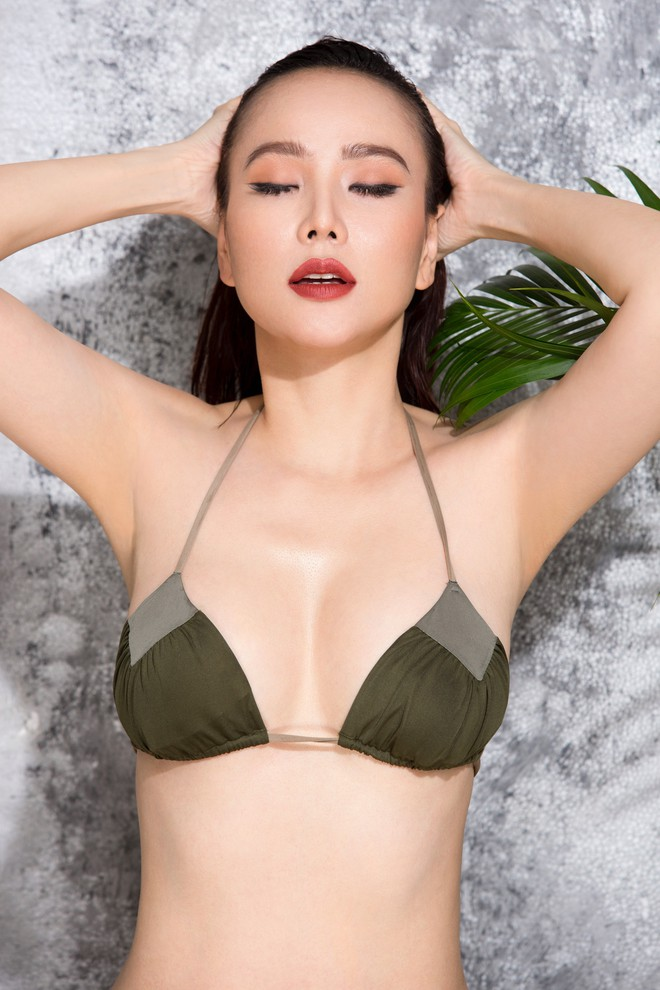 Dương Yến Ngọc chụp ảnh bikini bỏng mắt ở tuổi 38 - Ảnh 6.