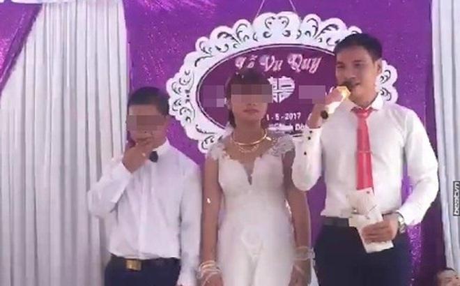 Gia đình cô dâu 15 tuổi ở Sơn La lấy chồng người Trung Quốc bị xử phạt