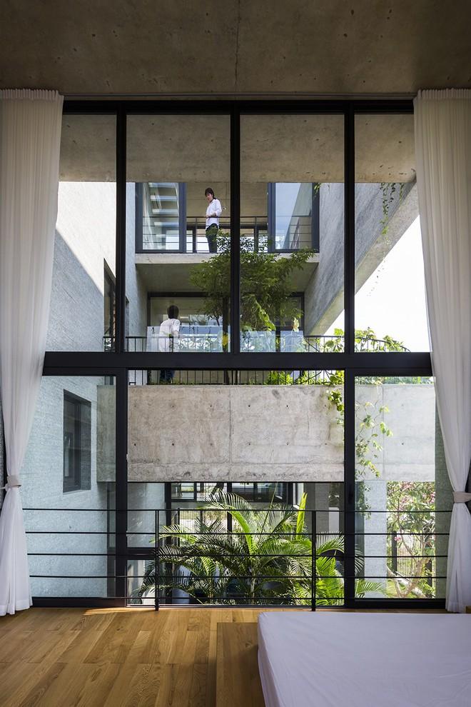 Cận cảnh kiến trúc Việt được vinh danh ở giải thưởng Nhà ở của năm - Ảnh 4.