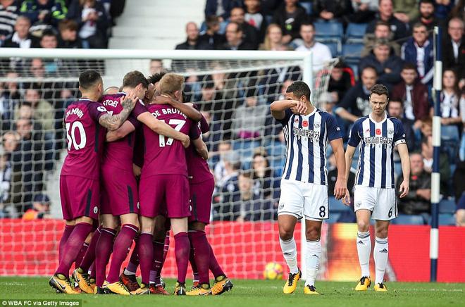 5 phút điên rồ, trận cầu mãn nhãn, và Man City tiếp mạch xưng bá Premier League - Ảnh 15.