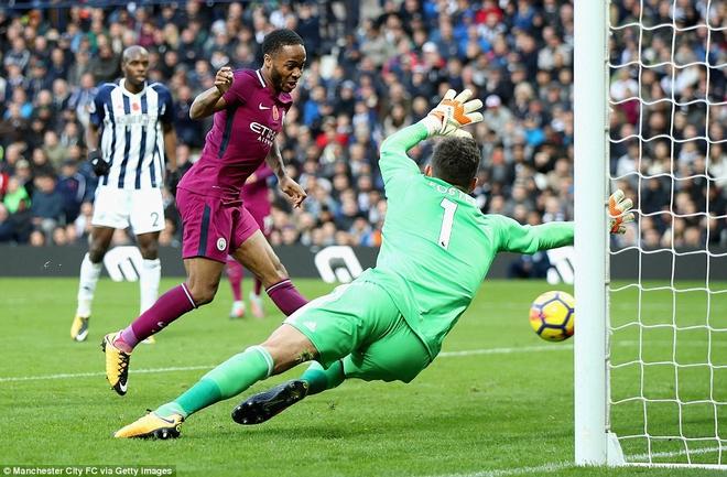 5 phút điên rồ, trận cầu mãn nhãn, và Man City tiếp mạch xưng bá Premier League - Ảnh 18.