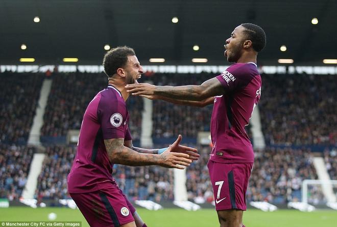 5 phút điên rồ, trận cầu mãn nhãn, và Man City tiếp mạch xưng bá Premier League - Ảnh 20.