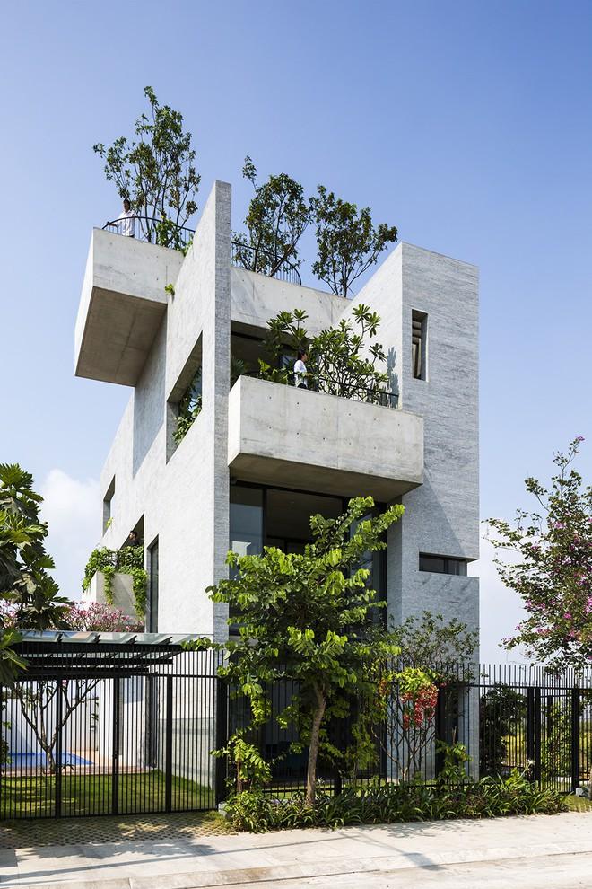 Cận cảnh kiến trúc Việt được vinh danh ở giải thưởng Nhà ở của năm - Ảnh 1.