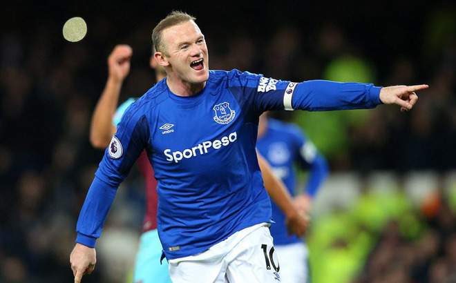Ngoài chiến thắng, hat-trick của Rooney còn đem tới một điều thần kỳ khác
