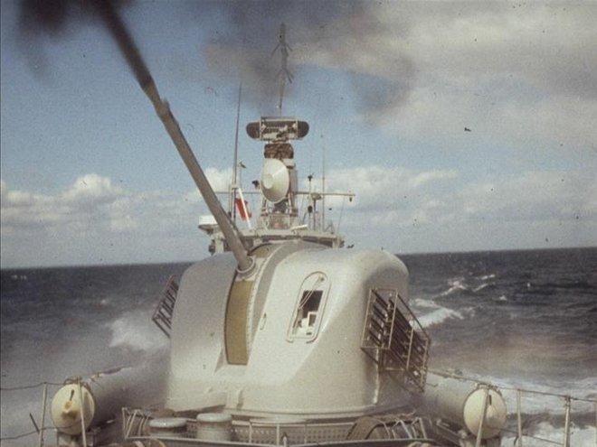 Đưa pháo hạm lên xe chiến đấu bộ binh - Ý tưởng mang tính đột phá của Quân đội Đức - Ảnh 4.
