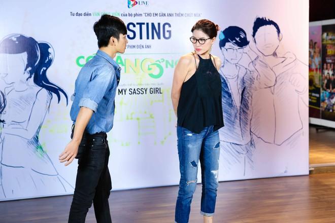 Clip Trang Trần bị đạo diễn từ chối vai nữ sinh 18 tuổi - Ảnh 9.