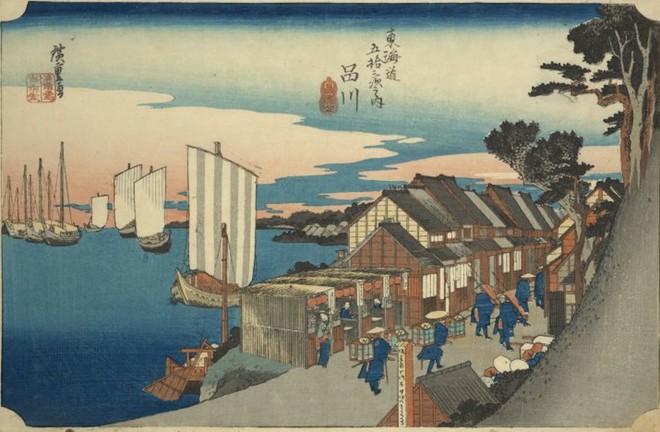 Chùm ảnh: Từ một làng chài nhỏ, Tokyo lột xác trở thành thủ đô hoa lệ bậc nhất thế giới - Ảnh 4.