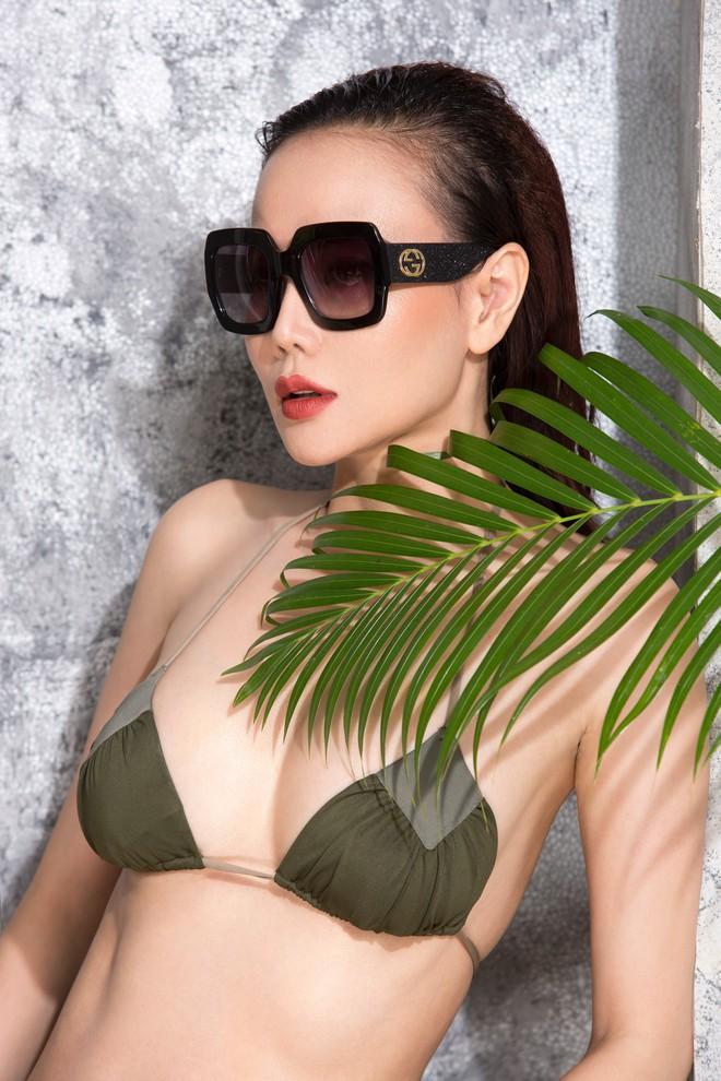 Dương Yến Ngọc chụp ảnh bikini bỏng mắt ở tuổi 38 - Ảnh 5.