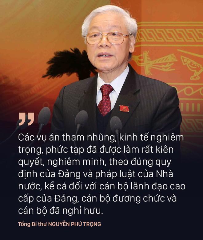 Những phát ngôn ấn tượng nhất của Tổng Bí thư và Thủ tướng trong cuộc họp Chính phủ - Ảnh 2.