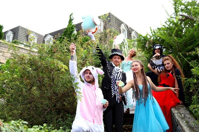 Khám phá Halloween thần tiên ở Sun World Ba Na Hills - Ảnh 5.