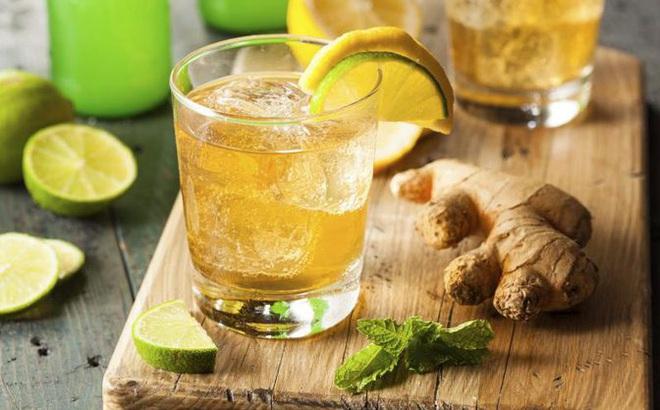 Bia gừng: Loại đồ uống có nhiều công dụng bạn nên uống 2 – 3 lần mỗi tuần