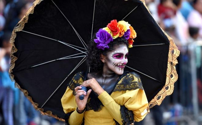 Ngày của Người chết - Lễ hội trên vùng đất vừa cướp đi sinh mạng của trăm người