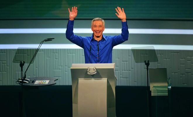 Thủ tướng Lý Hiển Long: Hết lòng vì mục tiêu Dân giàu, dân khỏe và Quốc gia thông minh - Ảnh 11.