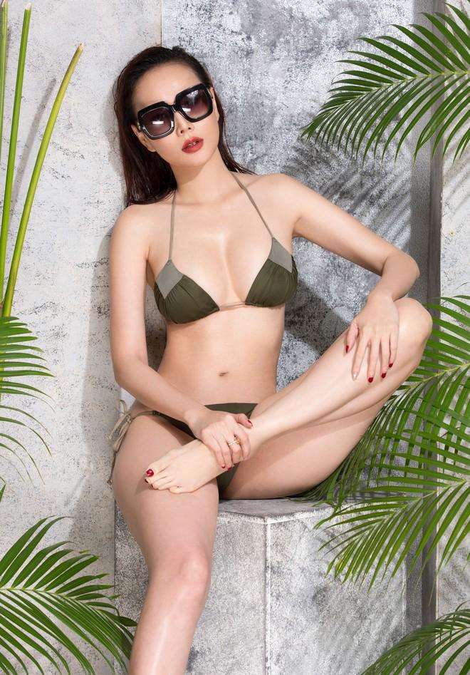 Dương Yến Ngọc chụp ảnh bikini bỏng mắt ở tuổi 38 - Ảnh 8.