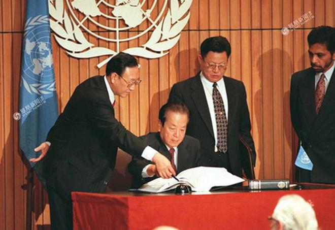 Tiền Kỳ Tham - Người thay đổi cục diện ngoại giao Trung Quốc - Ảnh 2.