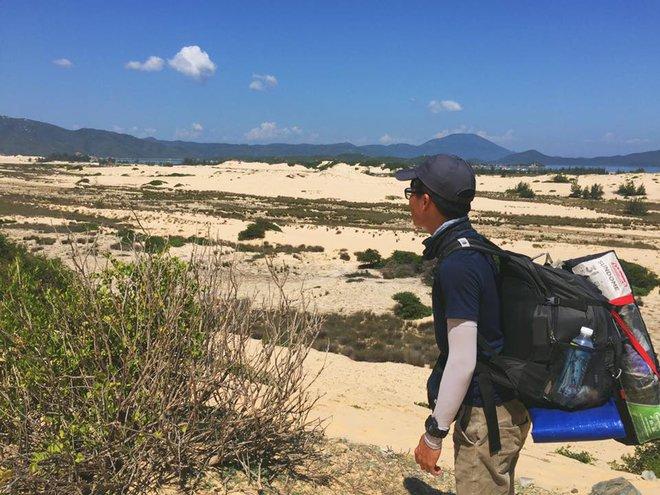 Chàng trai đi xuyên Việt 43 ngày: Sự thật khắc nghiệt sau mỗi bức ảnh đẹp - Ảnh 1.