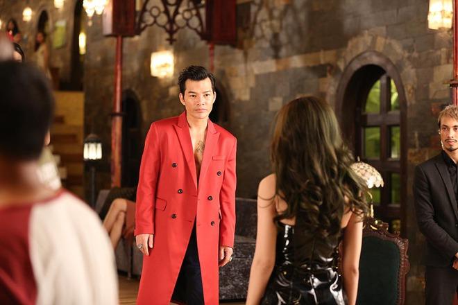 Elly Trần nóng bỏng khi đóng phim - Ảnh 8.