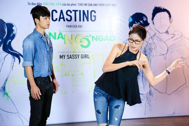 Clip Trang Trần bị đạo diễn từ chối vai nữ sinh 18 tuổi - Ảnh 6.