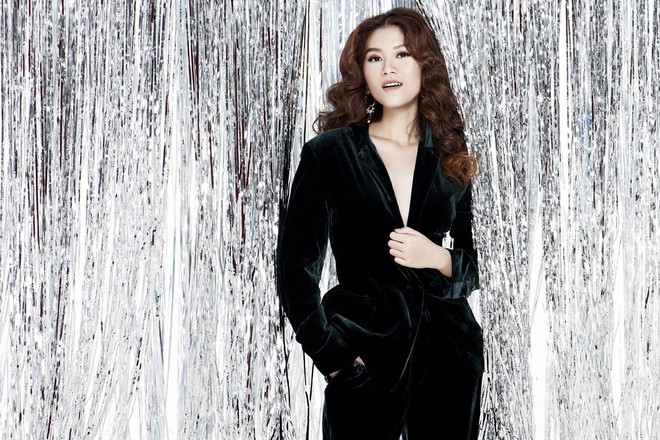 Ngọc Thanh Tâm khoe vóc dáng gợi cảm trong bộ ảnh mới - Ảnh 5.