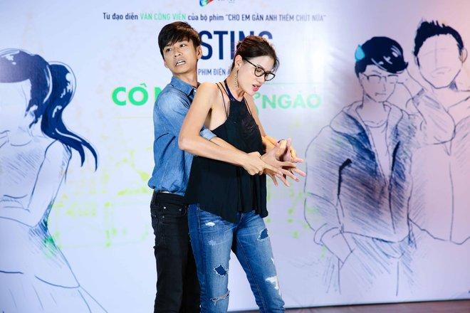 Clip Trang Trần bị đạo diễn từ chối vai nữ sinh 18 tuổi - Ảnh 5.