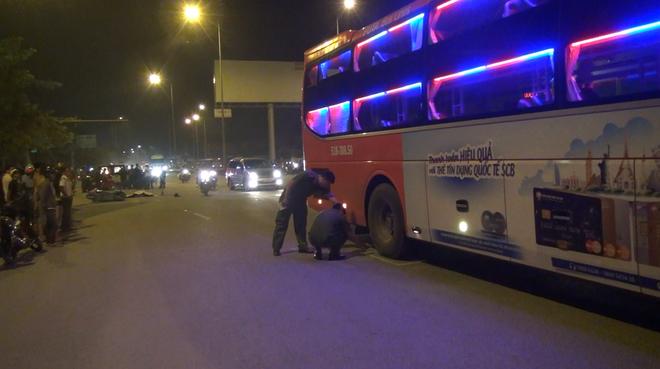 Xe khách Phương Trang cán tử vong người đàn ông ở Sài Gòn - Ảnh 1.