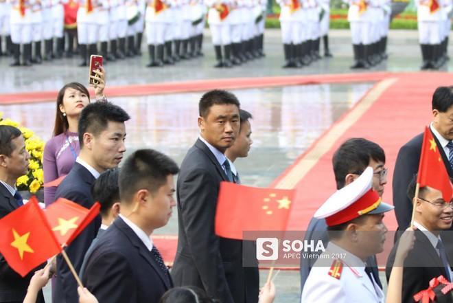 Nhận diện gương mặt đặc biệt trong đội cận vệ tinh nhuệ theo ông Tập sang thăm Việt Nam - Ảnh 5.