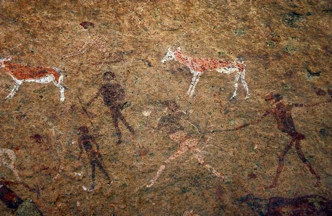 5 công trình khảo cổ bí ẩn không kém kim tự tháp Ai Cập - Ảnh 3.