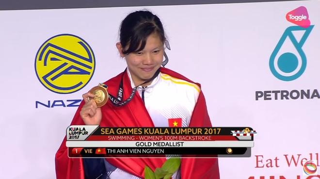 Tổng kết SEA Games 29 ngày 21/8: Ánh Viên phá kỷ lục, giành HCV SEA Games - Ảnh 2.