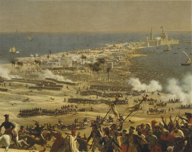 Hải chiến sông Nile: Cuộc đối đầu trên biển khét tiếng trong lịch sử nhân loại - Ảnh 2.