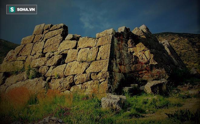 Phát hiện tàn tích kim tự tháp lâu đời bậc nhất hành tinh, kim tự tháp Ai Cập chưa là gì!